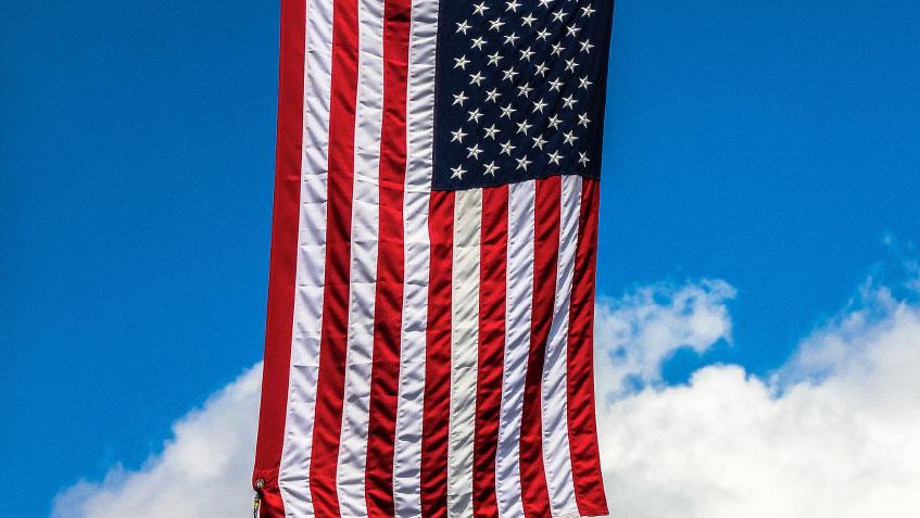 American Flag - Veteran's Outreach Ministries