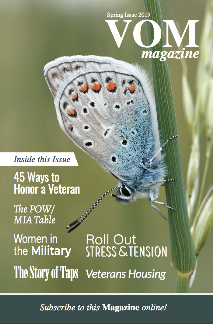 VOM Magazine Spring 2019 Issue - Veteran's Outreach Ministries - Delaware and Maryland