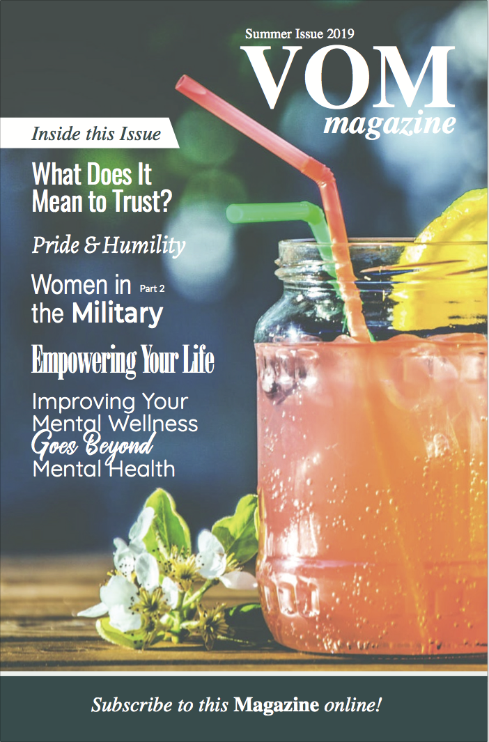 VOM Magazine Summer 2019 Issue - Veteran's Outreach Ministries - Delaware and Maryland