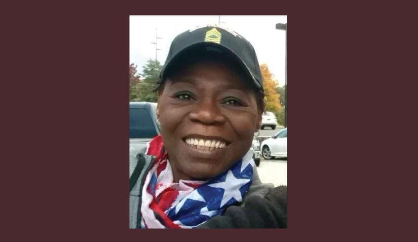 Female Veteran of the Quarter Teresa Childress-Gilliam - Veteran's Outreach Ministries - Delaware