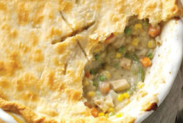 Chicken Pot Pie Recipes - Veteran's Outreach Ministries