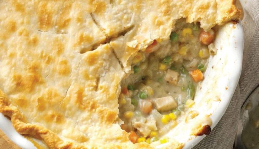 Chicken Pot Pie Recipes - Veteran's Outreach Ministries