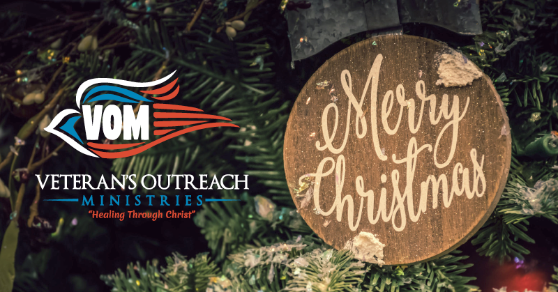 Merry Christmas - Veteran's Outreach Ministries - Delaware