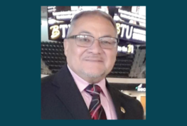 Male Veteran of the Quarter - Jorge Cruz - VOM Magazine - Veteran's Outreach Ministeries