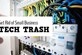 Small Business Tech Trash - VOM Magazine - Veteran's Outreach Ministries