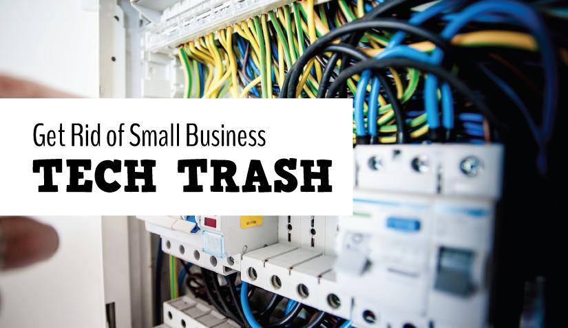 Small Business Tech Trash - VOM Magazine - Veteran's Outreach Ministries