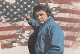 The Real Meaning Behind Johnny Cash's Ragged Old Flag - Veteran's Outreach Ministries