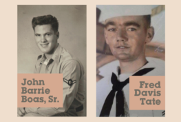 Two Grandfathers, Their Stories - Veteran's Outreach Ministries