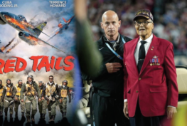 Red Tails Tuskegee Airman - Veteran's Outreach Ministries