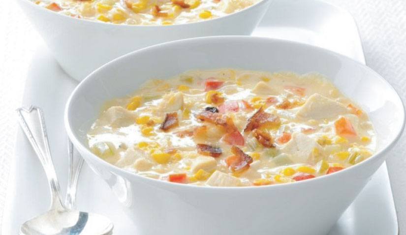 Chicken Corn Chowder Recipe - Veteran's Outreach Ministries