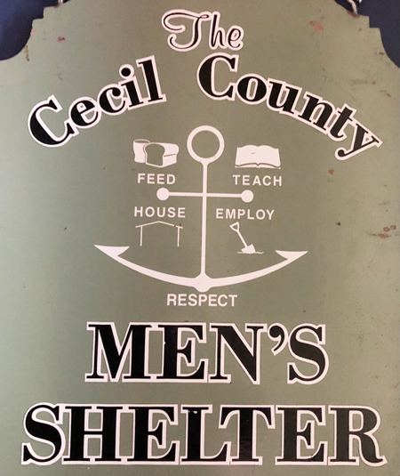The Cecil County Men's Shelter