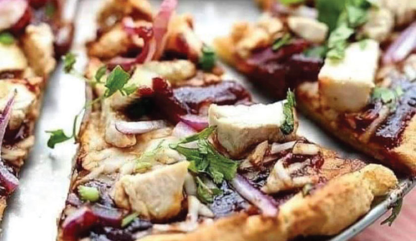 BBQ Chicken Cauliflower Pizza Recipe - Veteran's Outreach Ministries