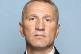 Male Veteran of the Quarter - Dennis G. Lindgren Jr. - Veterans Outreach Ministries