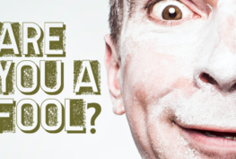 Are You A Fool? - Veterans Outreach Ministries